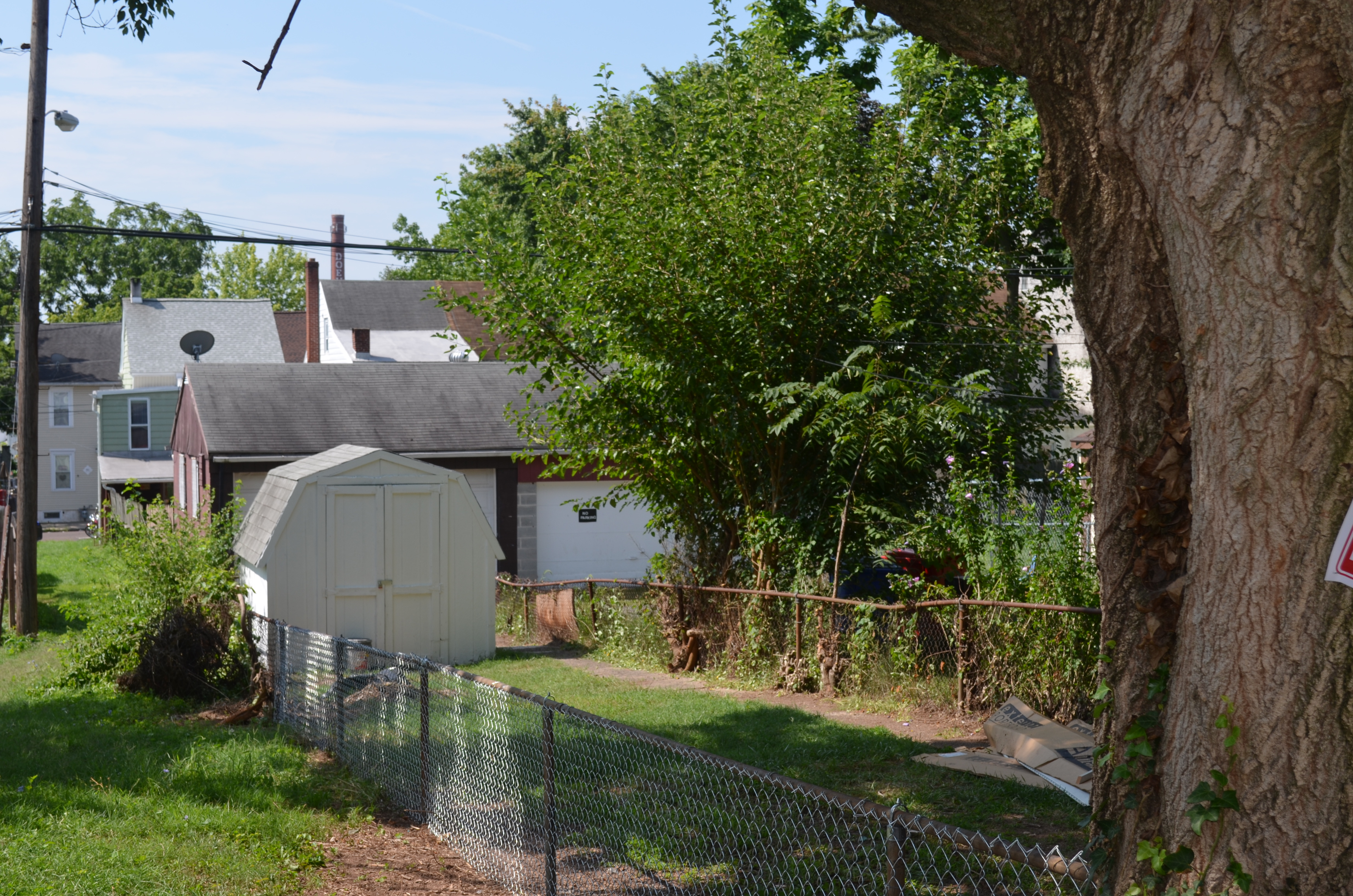 For Rent - 568 Walnut St P0ttstown PA 19464 - back view